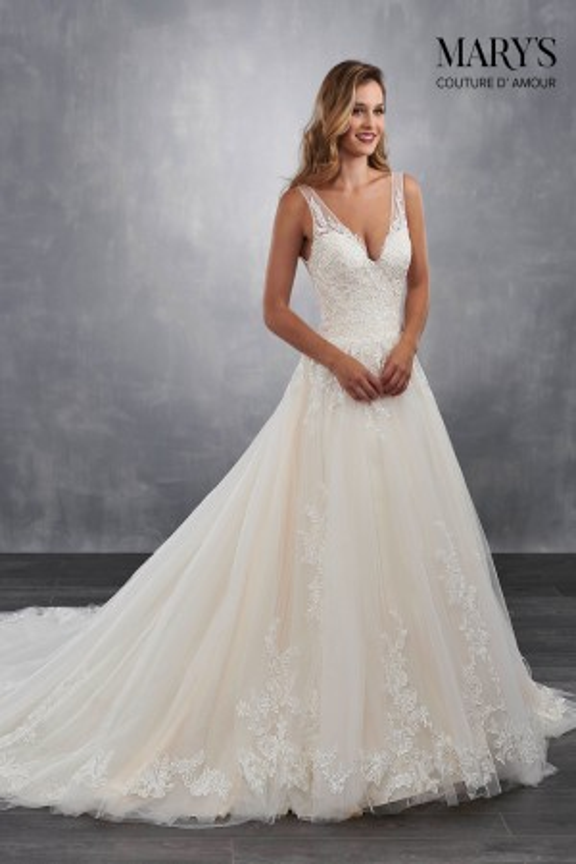 Marys Bridal - Dress Style MB4053