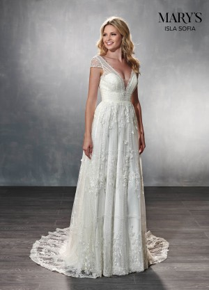 Marys Bridal - Dress Style MB5003