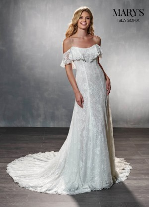 Marys Bridal - Dress Style MB5007