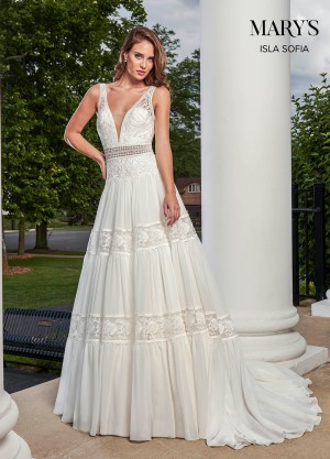 Marys Bridal - Dress Style MB5009