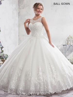 Marys Bridal - Dress Style MB6010