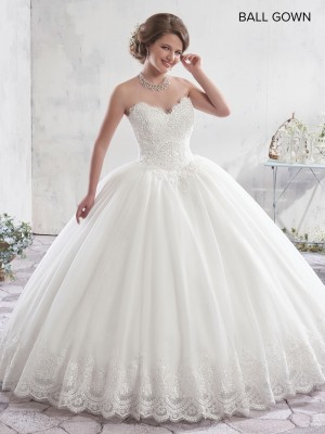 Marys Bridal MB6012 Strapless Sweetheart Quince Dress