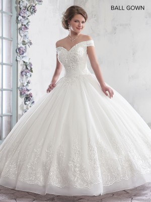 Marys Bridal - Dress Style MB6014