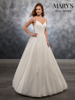 Marys Bridal - Dress Style MB6021