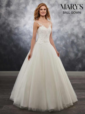 Marys Bridal - Dress Style MB6022