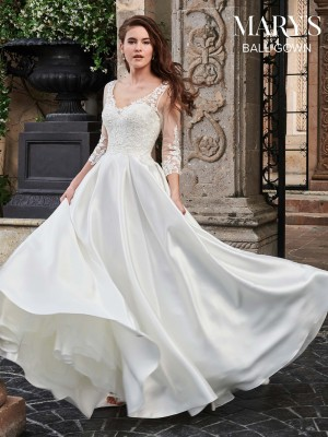 Marys Bridal - Dress Style MB6024