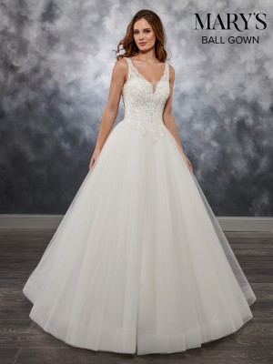 Marys Bridal - Dress Style MB6027