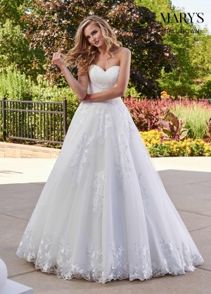 Marys Bridal - Dress Style MB6032