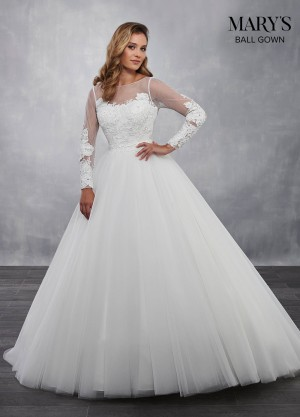 Marys Bridal - Dress Style MB6033