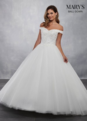 Marys Bridal - Dress Style MB6035