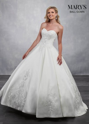 Marys Bridal - Dress Style MB6036