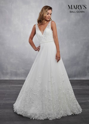 Marys Bridal - Dress Style MB6039