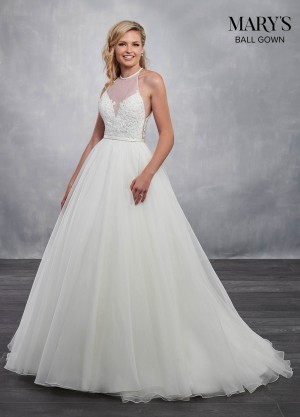 Marys Bridal - Dress Style MB6040