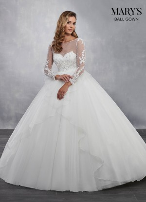 Marys Bridal - Dress Style MB6041