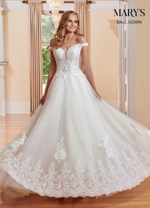Marys Bridal - Dress Style MB6042