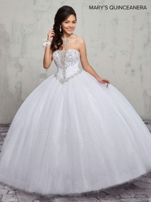 Marys Bridal - Dress Style MQ1011