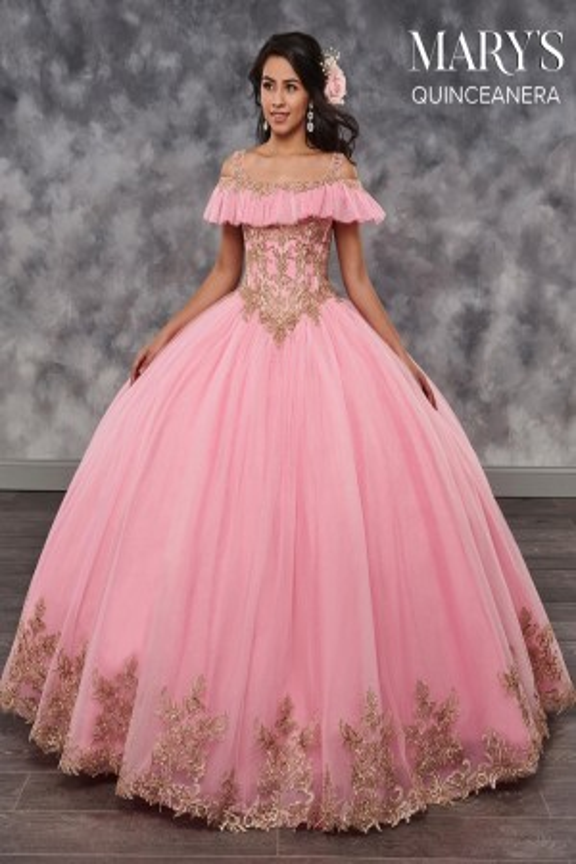 Marys Bridal - Dress Style MQ1026