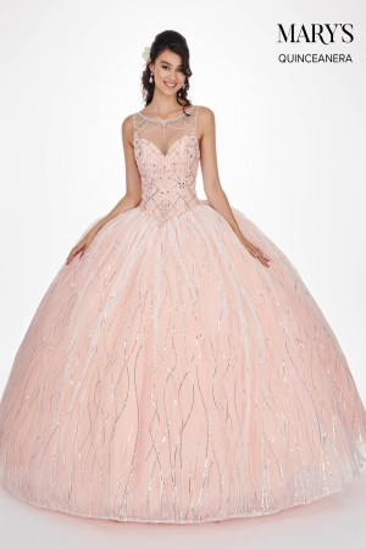 Marys Bridal - Dress Style MQ2057