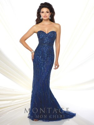 Montage by Mon Cheri 116934 Evening Dress