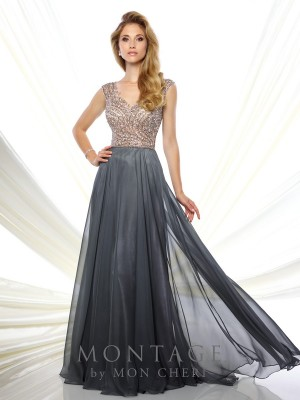 Montage by Mon Cheri 116940 Evening Dress