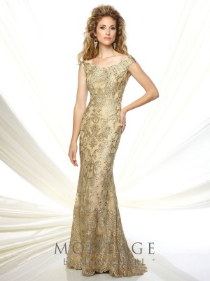 Montage by Mon Cheri 116948 Evening Dress