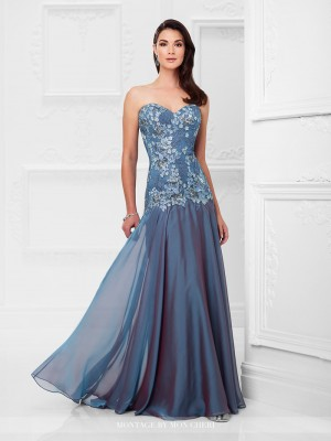 Montage by Mon Cheri 117902 Evening Dress