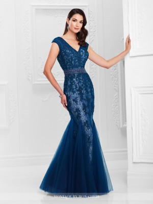 Montage by Mon Cheri 117907 Evening Dress