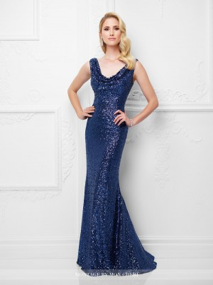 Montage by Mon Cheri 117914 Evening Dress