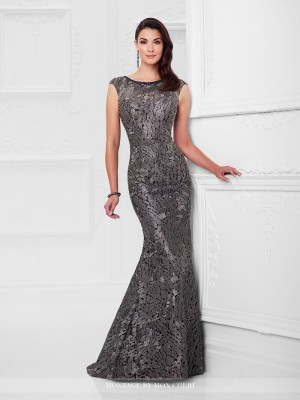 Montage by Mon Cheri 117922 Evening Dress