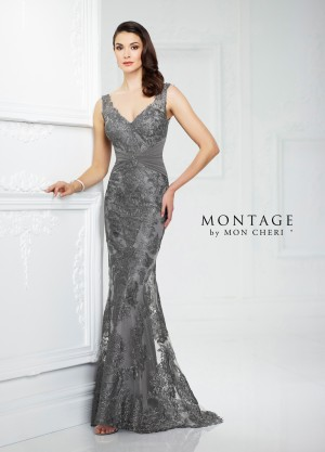 Montage by Mon Cheri 217942 Evening Dress
