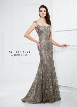 Montage by Mon Cheri 217943 Evening Dress