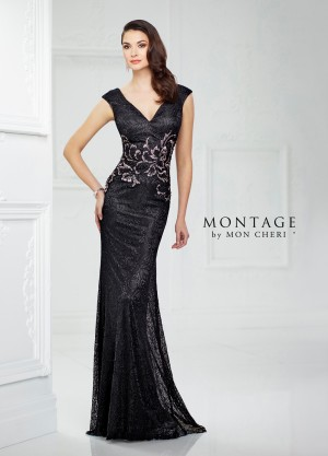 Montage by Mon Cheri 217946 Evening Dress