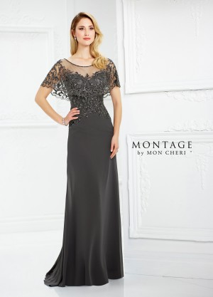 Montage by Mon Cheri 217947 Evening Dress
