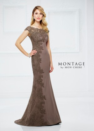 Montage by Mon Cheri 217948 Evening Dress