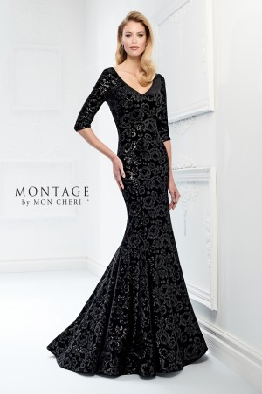 Montage by Mon Cheri - Dress Style 218909