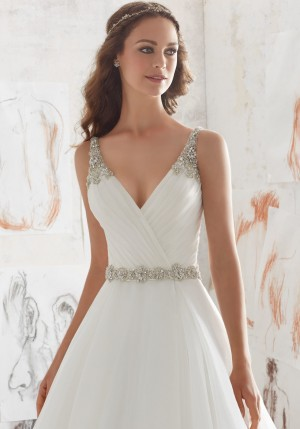 Mori Lee 11255 Wedding Belt