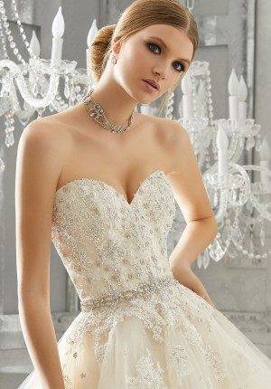 Mori Lee 11263 Wedding Belt