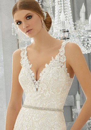Mori Lee 11264 Wedding Belt
