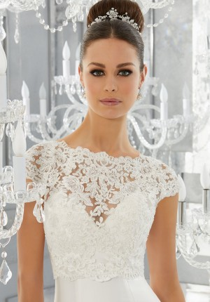 Mori Lee 11275 Wedding Jacket