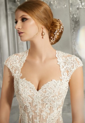 Mori Lee 11278 Wedding Shoulder Coverlet