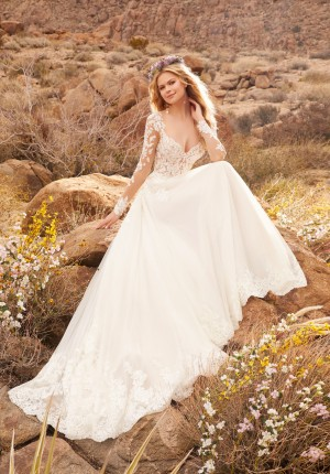 20393df2f0b Mori Lee Bridal Wedding Dresses By Madeline Gardner