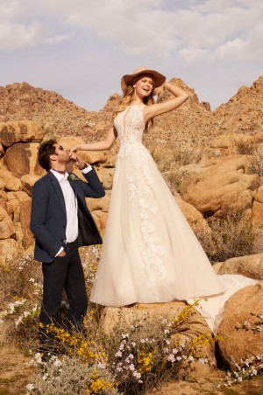 0584a8d45 Mori Lee Bridal Wedding Dresses By Madeline Gardner