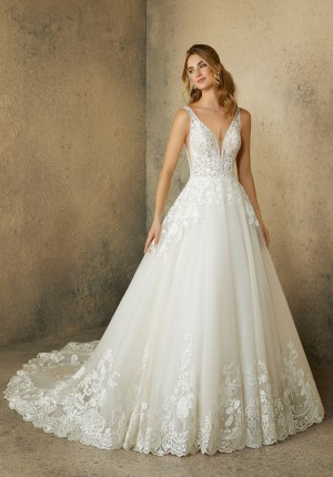 9ca8307a89c7 Mori Lee Bridal Wedding Dresses By Madeline Gardner