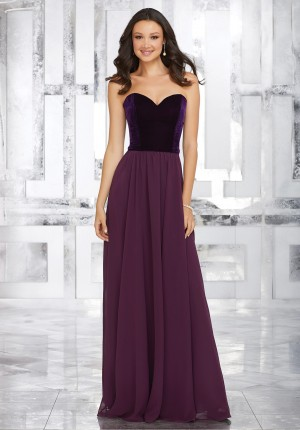 Mori Lee 21540 Bridesmaid Dress