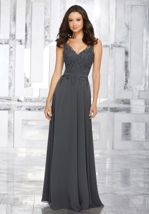 Mori Lee 21544 Bridesmaid Dress
