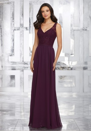 Mori Lee 21546 Bridesmaid Dress