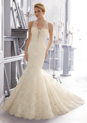 Mori Lee 2683 Wedding Dress