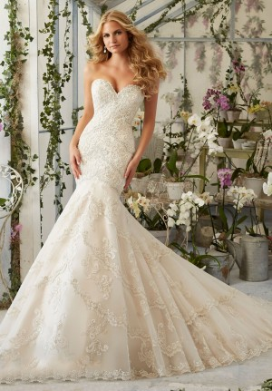 Mori Lee 2801 Wedding Dress