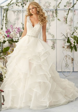 Mori Lee 2805 Wedding Dress
