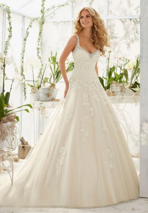 Mori Lee 2811 Wedding Dress